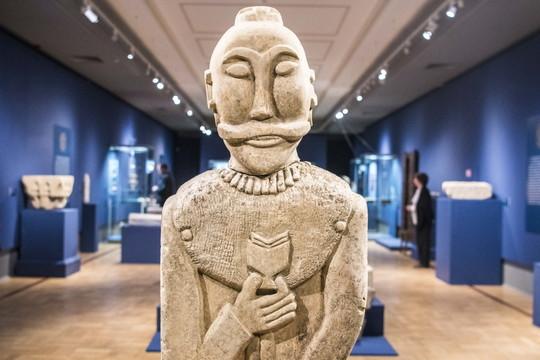 В казанском центре «Эрмитаж» открылась выставка «Золотая Орда и Причерноморье»