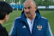 Черчесов обозначил первую цель российской сборной на чемпионате мира
