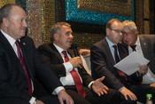 Минниханов встретился с членами медиаклуба в Москве