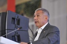 Минниханов: «Пока рано говорить о закате эры нефти и газа»