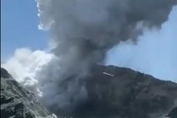 Пять человек погибли при извержении вулкана в Новой Зеландии