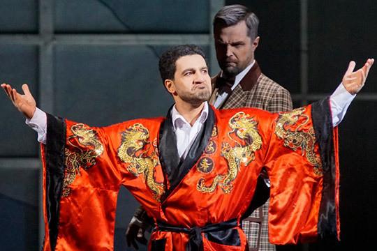 «Директор оперы посчитал, что ядля него буду выглядеть «комично»!»