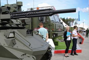 «Армия-2019»: в выставке участвуют 1300 предприятий, которые привезли 27 тыс. образцов техники