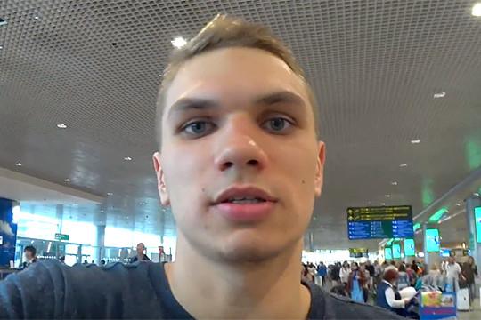 Серебряная «касатка» из Казани: Егор Куимов стал вице-чемпионом Европы