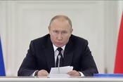 Путин возмутился спрятанными камерами на трассах