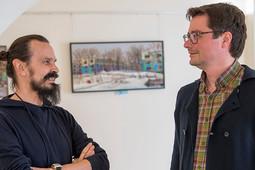 Евгений Жудров: «Я рекомендую собирать современных художников Казани»