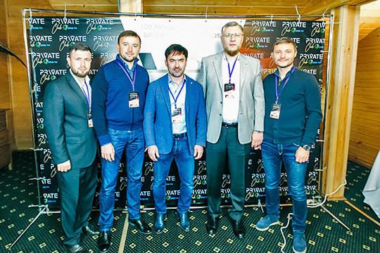 Private Club АПМ РФ «Золотая сотня» предпринимателей-мусульман