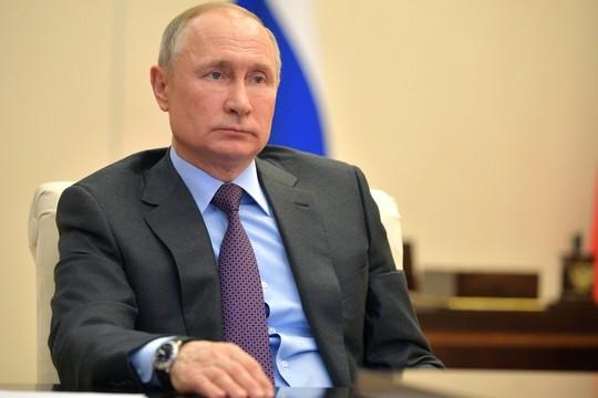 Путин провел совещание с главами регионов по ситуации с коронавирусом