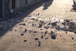 В историческом здании в центре Казани отвалилась часть крыши