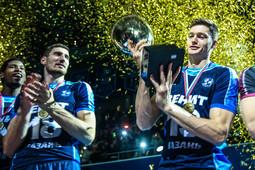 Казанский «Зенит» завоевал Суперкубок России