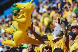 Австралия бьется с Гризманом, Мбаппе, Погба и всей Францией на «Казань Арене»