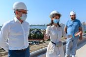 Аюпова и Фишман-Бекмамбетова презентовали новую концепцию Национальной библиотеки РТ