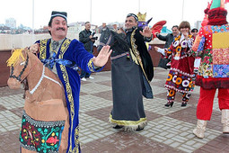 Казанская афиша недели: «Шомбай-fest» и фантазии на тему Свияжска