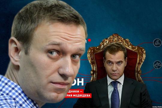 «Навальный – это инструмент выяснения отношений»: что стоит за вбросом про Медведева?