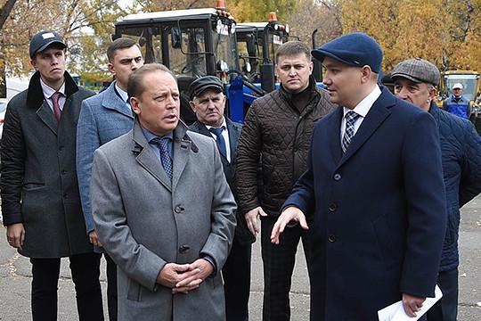 Кто почистит Соболековскую: мэрию Нижнекамска иНКНХ ссорит уборка снега