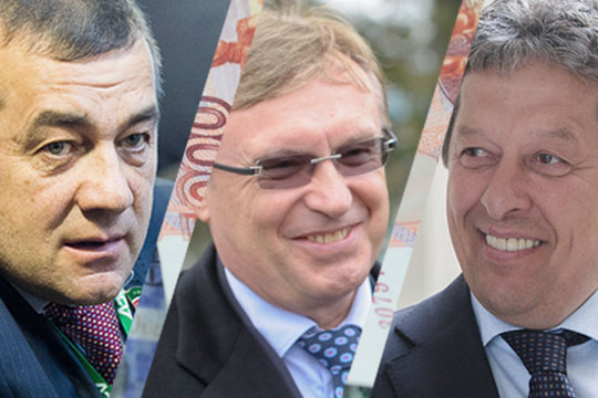 До 1,6 млн в месяц: сколько платят боссам крупнейших компаний Татарстана?