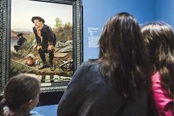 Репин, Шишкин, Васнецов: почему нельзя пропустить выставку художников-передвижников в Казани?