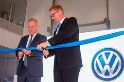 ТТС открыл первый в Татарстане инновационный автосалон Volkswagen
