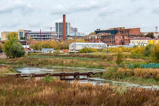 В токсичный Адмиралтейский пруд вольют еще 113 миллионов