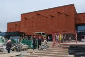 Реконструкция здания бывшего НКЦ «Казань»: что внутри?