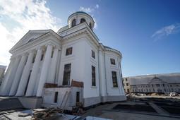 День явления Казанской иконы Божией Матери: как в Казани восстанавливают знаменитый храм