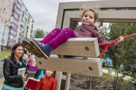 В Казани открыли «европейский променад» на Фучика за 103 миллиона