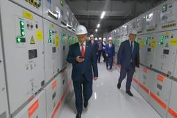 В Казани начала работу первая в Татарстане цифровая электрическая подстанция