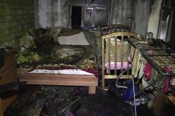 Гибелью многодетной семьи при пожаре в Казани заинтересовался СК