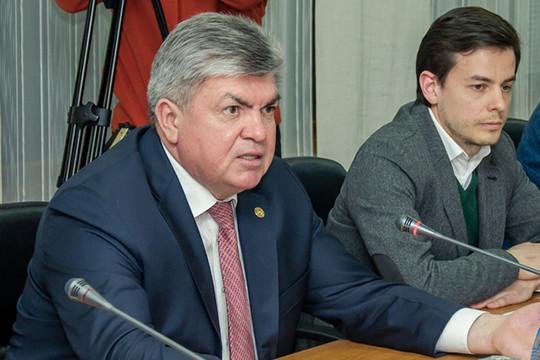 Наиль Магдеев о промпарках: «Большой «чемодан» у муниципалитета, но мы должны его нести»