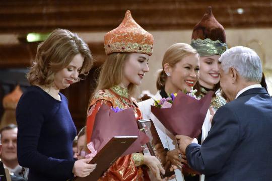 «Женщиной года» признана Диана Сафарова и Инна Яркова, а «Мужчиной года» – Сергей Когогин