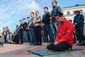 В Татарстане прошли торжества по случаю празднования Ураза-байрама