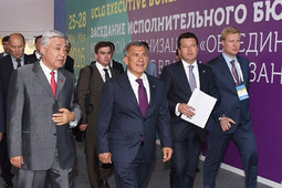 Заседание ОГМВ в Казани: свыше 200 участников со всего мира и старт предвыборной кампании
