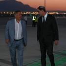 Президент Татарстана прибыл с рабочим визитом в Туркменистан