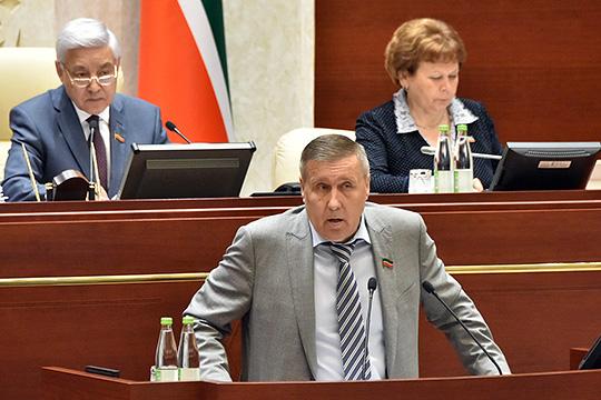 Куда ушел из ТАИФа Неманов, почему в суде нет замены Новикову и зачем бил челом Госсовет?