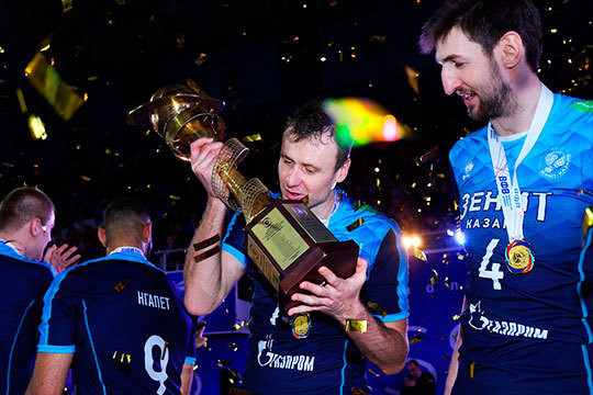 «Мыможем побеждать ибез Леона»: казанский «Зенит» взял Кубок России