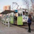 В автоград везут 10 трамваев из Москвы