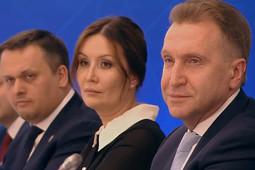 «Шувалов? Сечин? Печкин!»: Путину рассказали о роботе Игоре Ивановиче