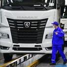 КАМАЗ собрал газодизельную версию новой модели