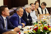 Эдвард Абдуллазянов: «Задача КГЭУ – вырастить не только специалиста, но и воспитать гражданина страны»
