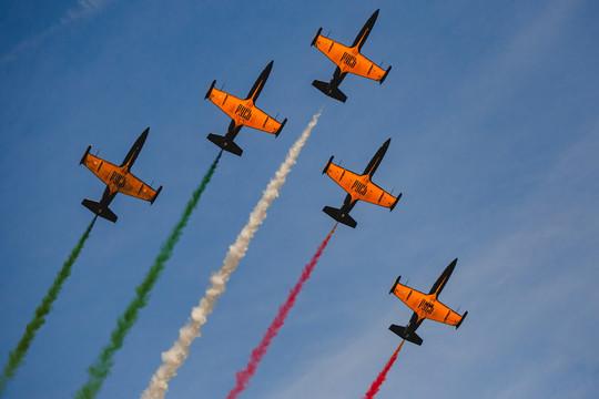 Авиашоу «Я выбираю небо!»: герои Ле-Бурже в казанском небе