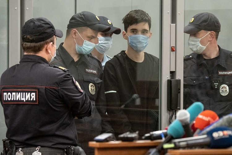 Фоторепортаж «БИЗНЕС Online»: арест «казанского монстра»