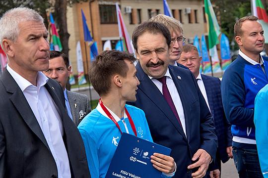 Алексей Песошин: «На ЧМ – 2 тысячи волонтеров. Через год ждем 2,5 тысячи на WorldSkills»