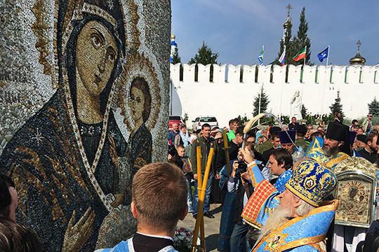 Митрополит Феофан: «Представьте себе! 350 лет! С этой иконой связана судьба России»
