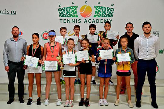 Татарстанский теннис – это кузница по завоеванию наград и проведению турниров