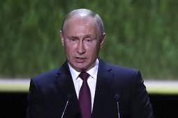 «Надеюсь, мы оправдали ваше доверие»: Путин подвел итоги чемпионата мира