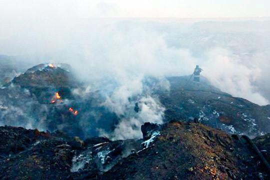 «Спасти нас может только снегопад!»: пожарище под Нижнекамском превратилось вбедствие