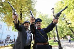 «Времена и эпохи»: в Москве открылся фестиваль исторической реконструкции