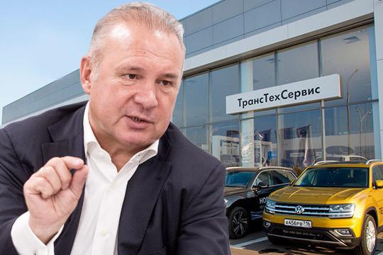 «Какие тут государственные интересы отстаивают?!»: Вячеслав Зубарев возмущен обыском в ТТС