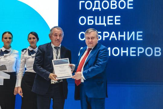 АкБарс Банк попрощался сТалгатом Абдуллиным и отказался платить дивиденды