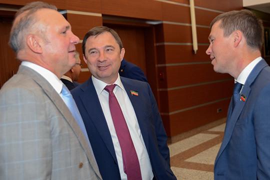 НиЗубарева, ниЮнусова, ниРачкова, ниМахеева: челнинские бизнесмены уйдут изГоссовета?